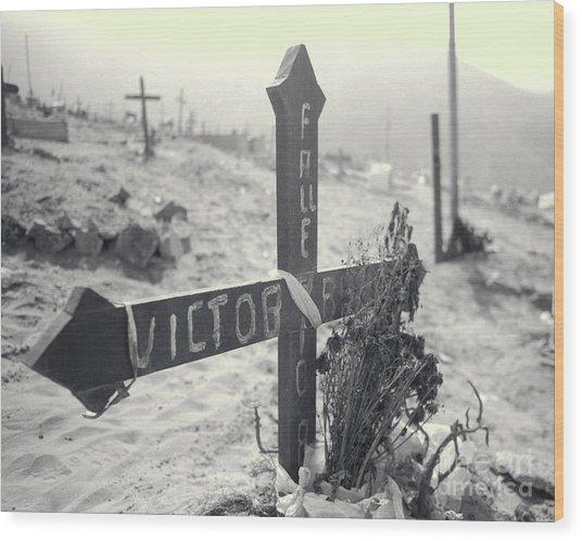 Remembering Victor Wood Print