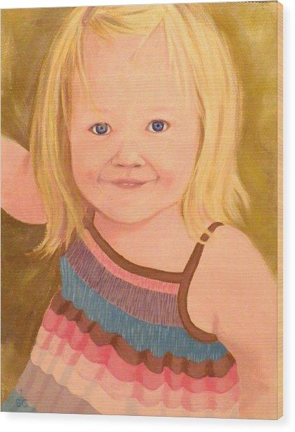 Riley Wood Print