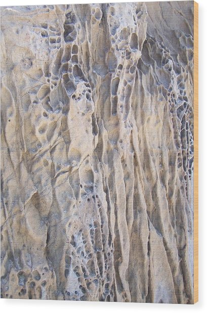 Sandwall Wood Print
