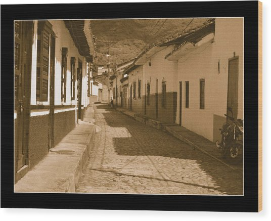 Sante  Fe No II Wood Print