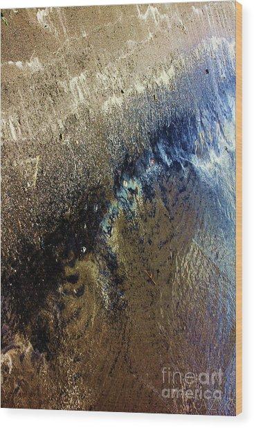 Sea4 Wood Print