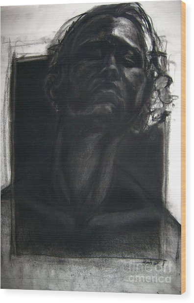Self Portrait 2008 Wood Print