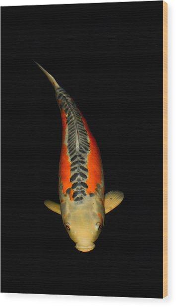 Shusui01 Wood Print