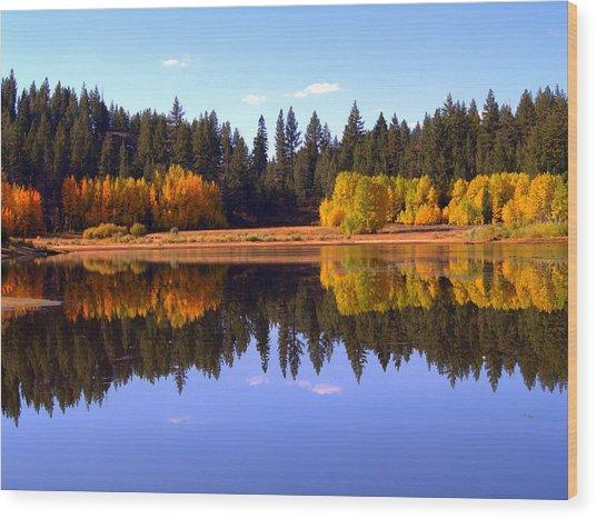 Spooner Autumn Wood Print