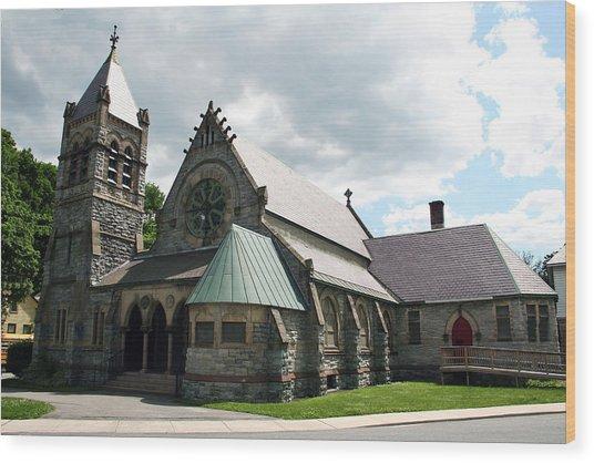 St. Mark's Church Wood Print