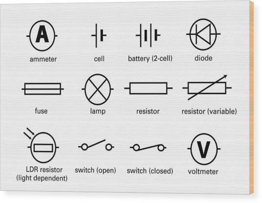 Standard Electrical Circuit Symbols Photograph By Sheila Terryrhfineartamerica: British Standard Wiring Diagrams At Gmaili.net