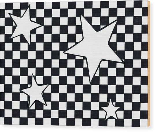 Starboard Wood Print