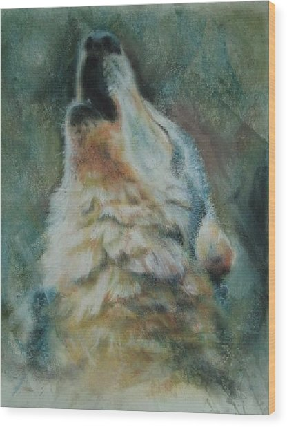 The Calling Wood Print by Joanna Gates
