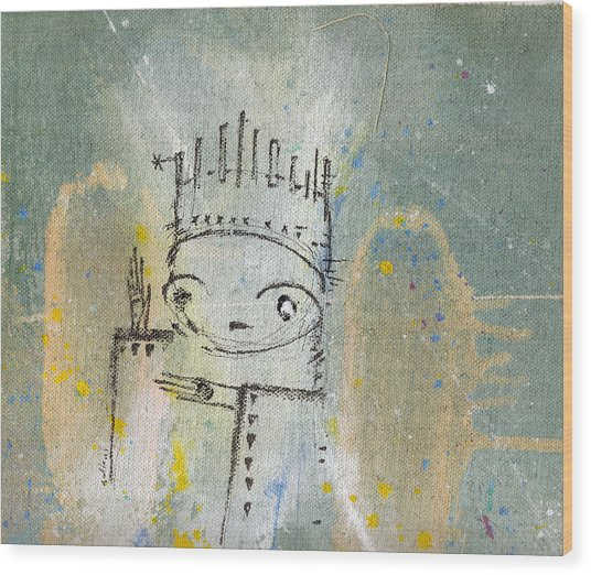 The Kings 2  Wood Print by Mark M  Mellon