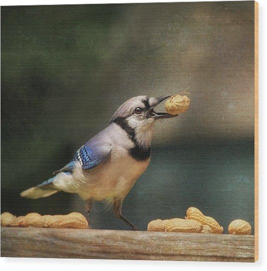 The Nutcracker Wood Print