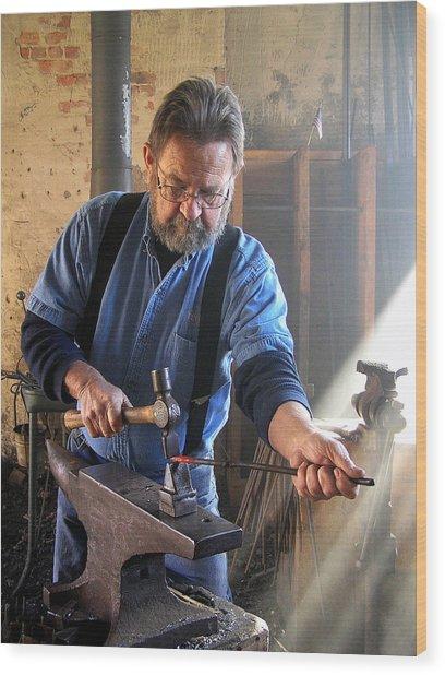 The Old Ways Wood Print