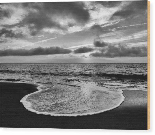 Tongue Of The Ocean Wood Print