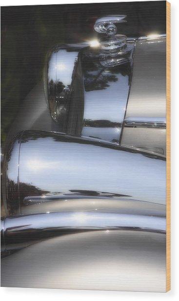 Twenty's Style -2 Wood Print by Alan Hausenflock