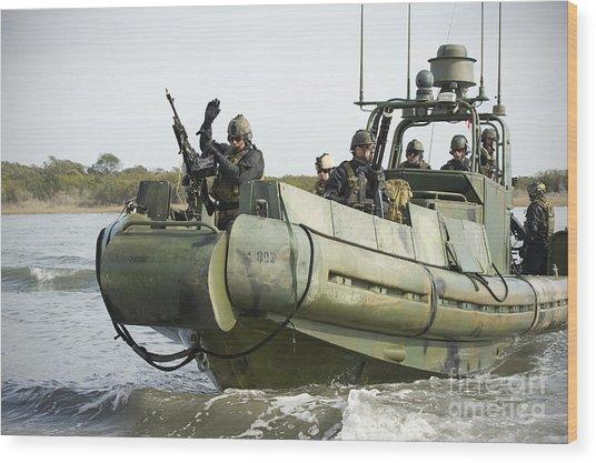 U.s. Navy Sailors Conduct A Hot Wood Print