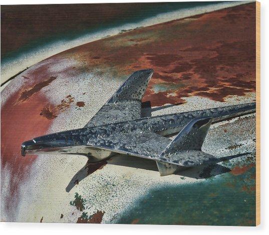 War Bird Wood Print