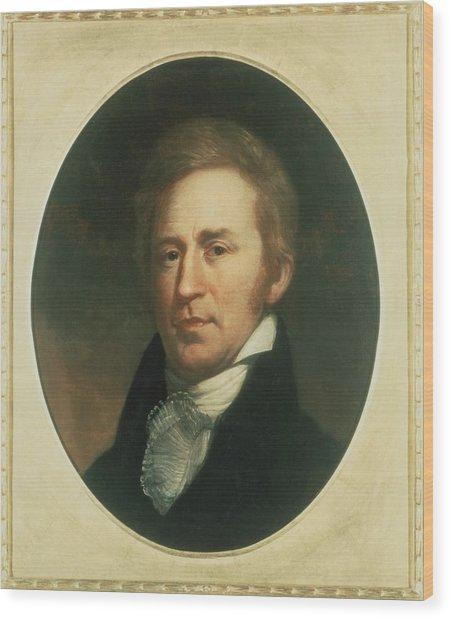 William Clark 1770 1838 Portrait Photograph By Everett