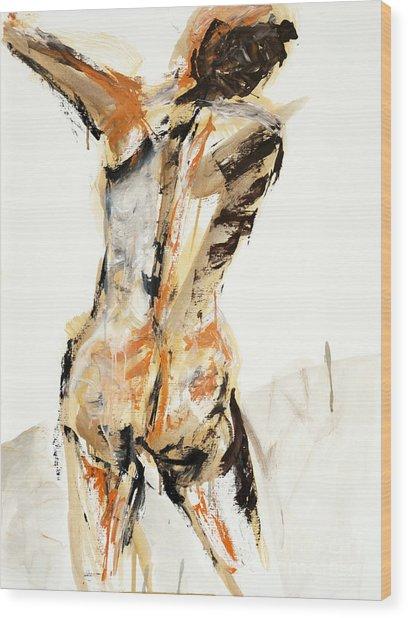 04936 Swinger Wood Print