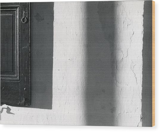 Continuum 1 Wood Print