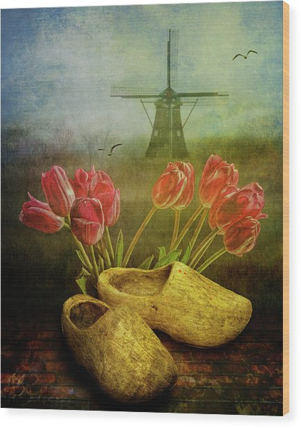 Dutch Heritage Wood Print