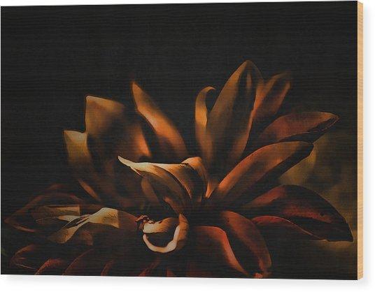 Elegance Wood Print