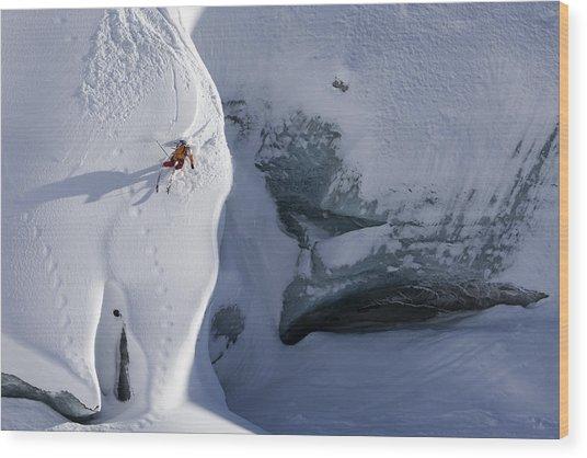 Image Of The Week 2 Wood Print by Fredrik Schenholm