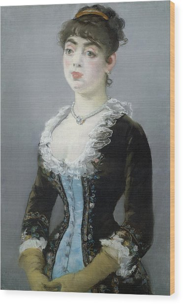 Madame Michel-levy Wood Print