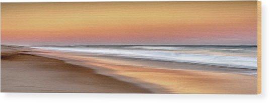 Nauset Beach 5 Wood Print