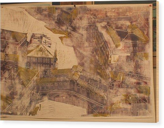 Rialto Bridge Wood Print by Biagio Civale