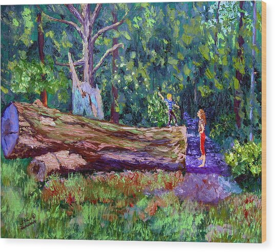 Sewp 6 21 Wood Print by Stan Hamilton