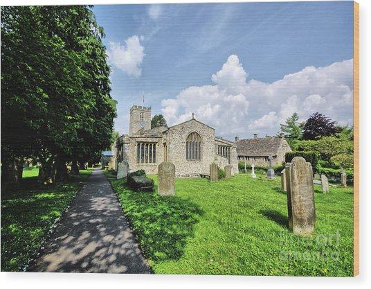 St Andrews Church Wood Print