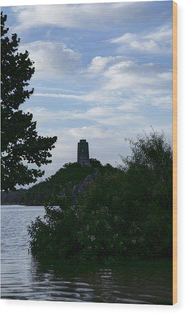 Tuckers Tower  Wood Print
