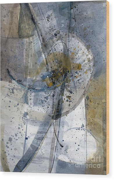 Untitled - Abstract Wood Print