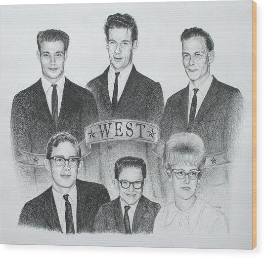 West Wood Print