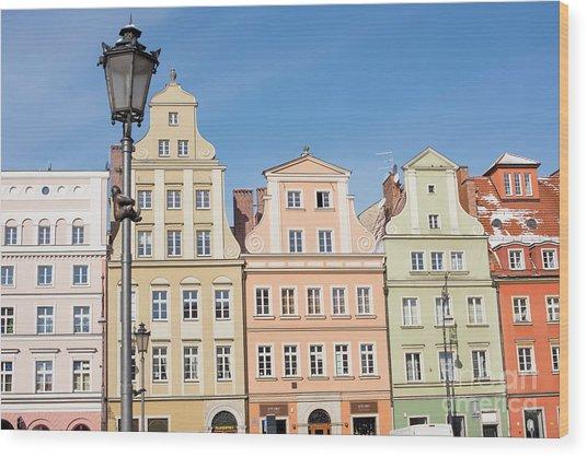 Wroclaw, Poland Wood Print