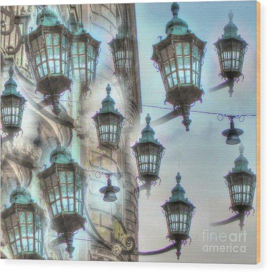 Yury Bashkin Light Wood Print
