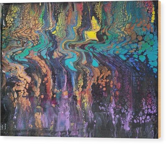 #109 Wood Print