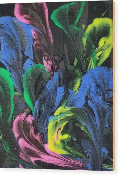#113 Wood Print