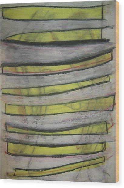 114 Wood Print