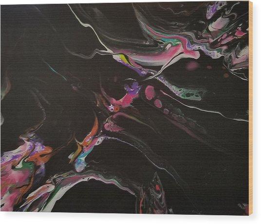 #151 Wood Print