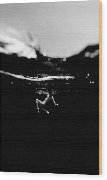 160908-0904 Wood Print