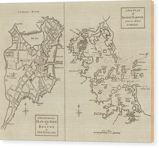 Map Of Boston on
