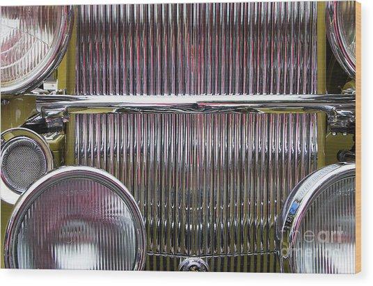 1932 Packard 903 Wood Print