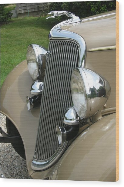 1934 Ford Phaeton Wood Print