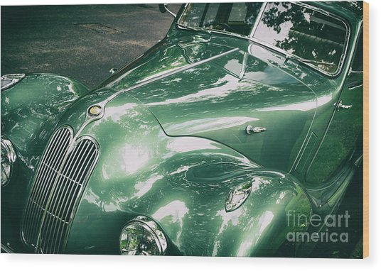 1949 Bristol 400 Classic Car Wood Print