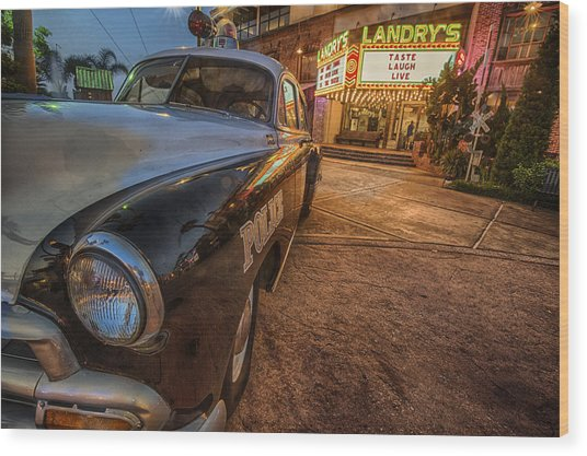 1952 Chevy  Wood Print