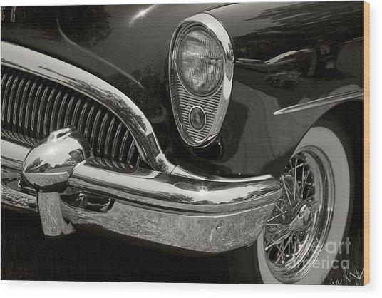 1954 Buick Roadmaster Wood Print