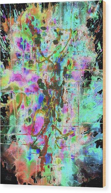 1995.033014invertx2 Wood Print