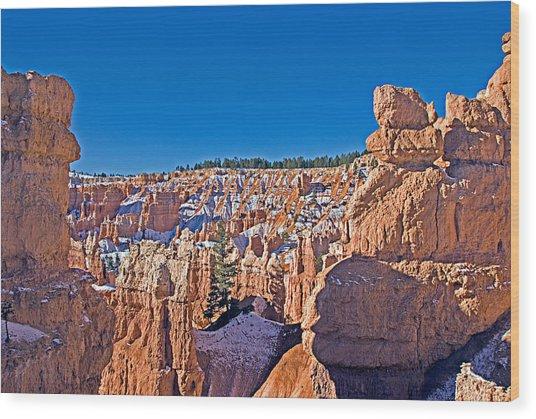 Bryce Canyon N.p. Wood Print