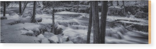 Devils River #1 Wood Print