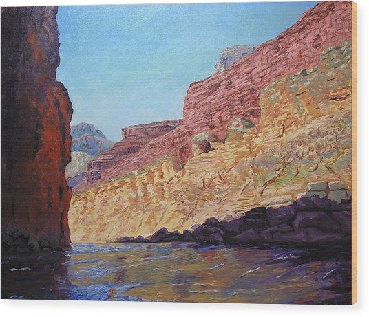 Grand Canyon IIi Wood Print by Stan Hamilton